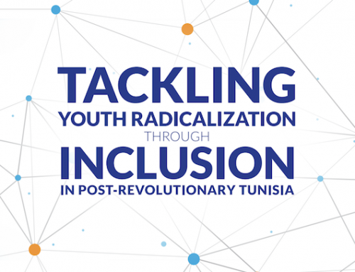 TACKLING YOUTH RADICALIZATION THROUGH INCLUSION