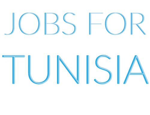 JOBS FOR TUNISIA