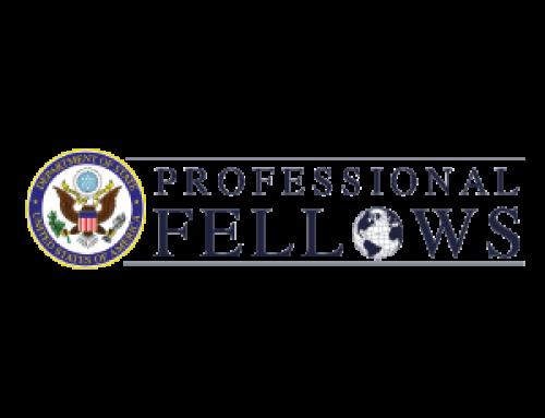 PROFESSIONAL FELLOWSHIP PROGRAM (PFP) WITH LEGACY INTERNATIONAL