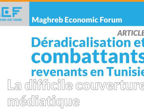 Déradicalisation et combattants revenants en Tunisie : la difficile couverture médiatique