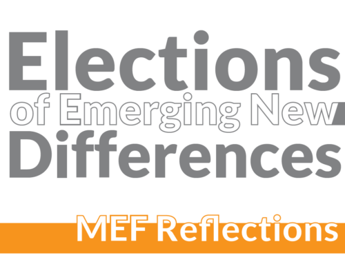 Elections of Emerging New Differences