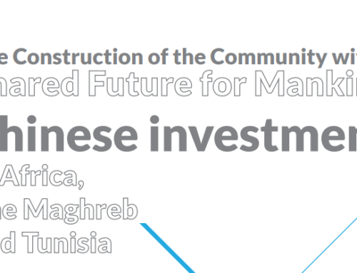 Chinese Investment in Africa, The Maghreb and Tunisia